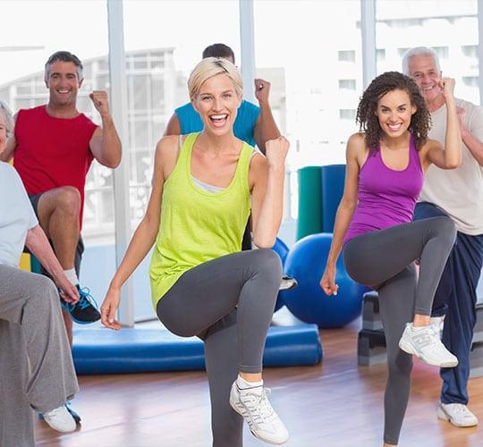 Medische fitness therapie